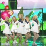 Red Velvet 『Ice Cream Cake』KBS-TV「Music Bank」