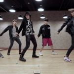 MR.MR『Out』ChoreographyPractice