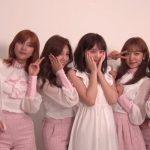 A Pink 『LUV』スペシャルムービー撮影メイキング