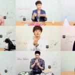 Eye Contact with EXO