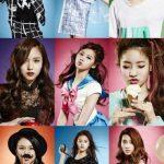 JYP新人グループ「Twice」のメンバーが決定