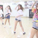 MINX『Love Shake』Dance Practice(Real MINX Ver.)