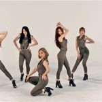 新人ガールズグループWANNA.B、『Attention』Dance Performance Ver.