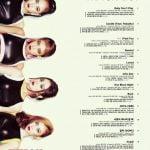 Wonder Girls、3rdフルアルバムのトラックリストを公開