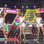 Wonder Girls『Candle & I Feel You』SBS-TV「SBS人気歌謡」