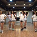 新人ガールズグループ「APRIL」、『Dream Candy』Choreography Preview