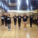 新人ガールズグループ「TWICE」、『Like OOH-AHH』Dance Practice NAME TAG Ver.
