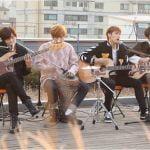 N.Flying、『Lonely』Acoustic Ver.