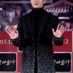 映画「朝鮮魔術師」の制作報告会