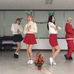 新人ガールズグループI.C.E、『Over U』dance practice