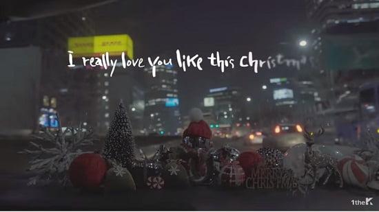 歌手イ・ムンセ&Roy Kim、『This Christmas』フルM/V動画