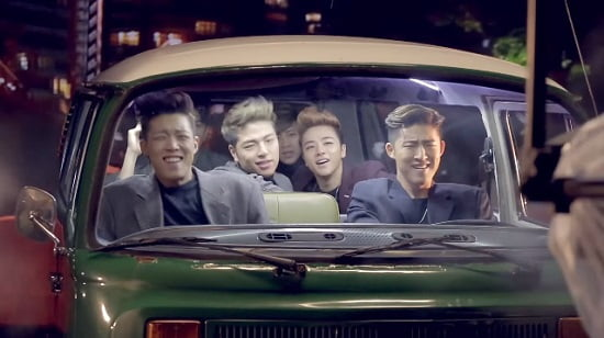 iKON、『DUMB & DUMBER』M/V MAKING FILM