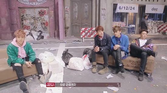 iKON、『WHAT'S WRONG?』M/V MAKING FILM