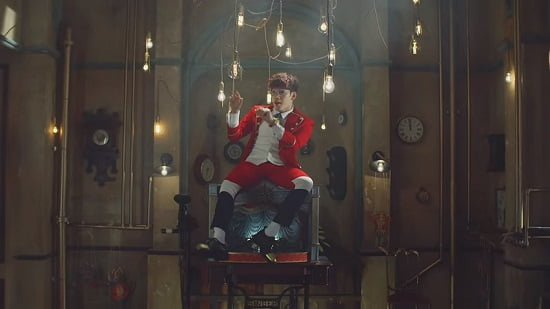 2PMのJun.K 『LOVE LETTER』フルM/V動画