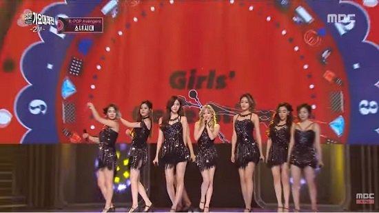 「2015 MBC歌謡大祭典」動画#1