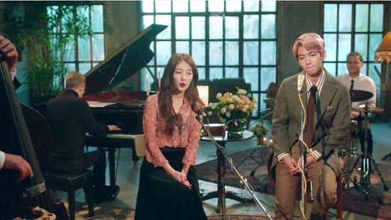 EXOベクヒョン&miss Aスジ、『Dream』フルM/V動画