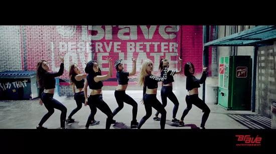 Brave Girls 新曲『Deepened』ティザーM/V動画