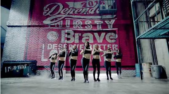 Brave Girls 新曲『Deepened』フルM/V動画