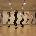 RAINBOW、『Whoo』Choreography