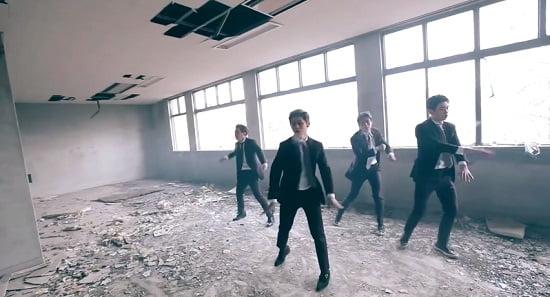 新人ボーイズグループapl、『Might Die(Dance ver.)』フルM/V動画