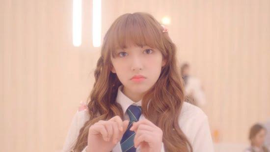 新人ガールズグループ「宇宙少女」、『MO MO MO』ティザーM/V動画