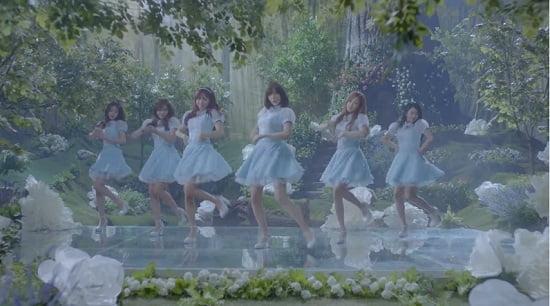 A Pink 『Brand New Days(Dance Feat.Ver.)』M/V動画