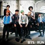 防弾少年団、日本6thシングル「RUN-Japanese ver.-」がタワレコデイリーチャート1位を獲得!