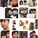 BIGBANGのG-DRAGONと女優の小松菜奈「NYLON JAPAN」グラビア