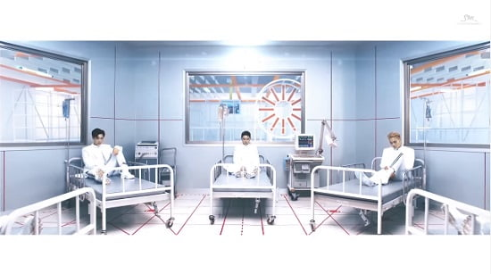 EXO、『Lucky One』フルM/V動画