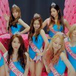 Brave Girls 新曲『High Heels』フルM/V動画