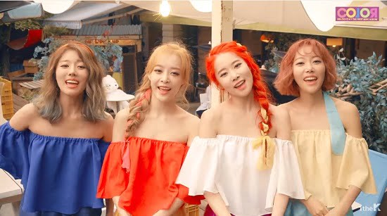 Melody Day『Color』Jacket Making