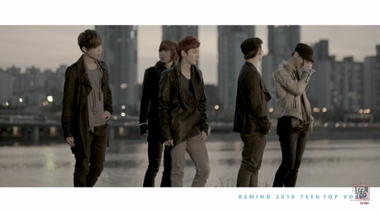 TEEN TOP『Love Comes』フルM/V動画