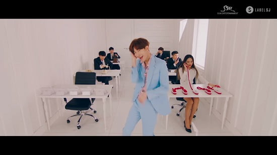 ZHOUMI 『What's Your Number?』フルM/V動画