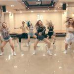 キム・ヒョナ、『How's this?』Choreography Practice Video