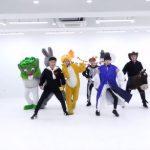 防弾少年団、『21st Century Girl』Dance Practice(Halloween ver.)