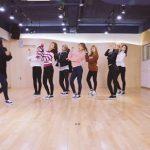 TWICE、『TT』Dance Practice Video