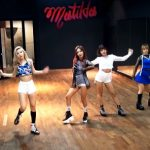MATILDA、『You Bad! Don't Make Me Cry』Dance Practice Video
