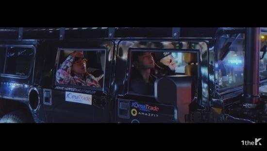 Double K 新曲『OMG』ティザーM/V動画