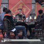 BlockBジコ『BERMUDA TRIANGLE』MV making film