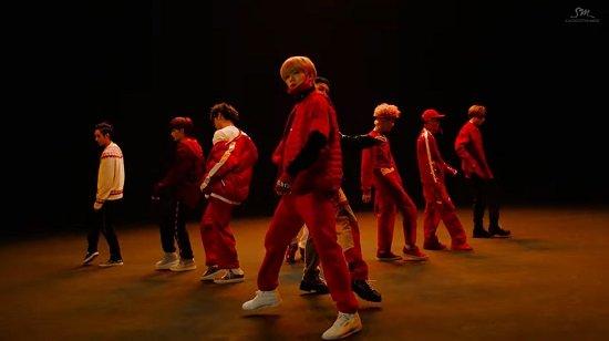 NCT 127、『LIMITLESS(Performance Ver.)』フルM/V動画