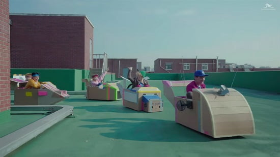 NCT DREAM、 『My First and Last』ティザーM/V動画