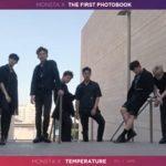 MONSTA X、1st PHOTOBOOK 「MONSTA X TEMPERATURE」ティザー