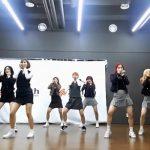 新人ガールズグループLipBubble、『POPCORN』Dance Practice Video