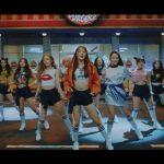 新人ガールズグループPRISTIN、『WEE WOO』Dance Ver.