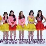 OH MY GIRL『Coloring Book』Let's Dance