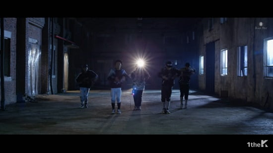 新人ボーイズグループBLACK6IX、 『Please』Choreography Ver.