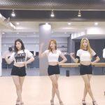 LABOUM『Hwi hwi』dance practice