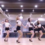 LABOUM『Hwi hwi』dance practice ver.