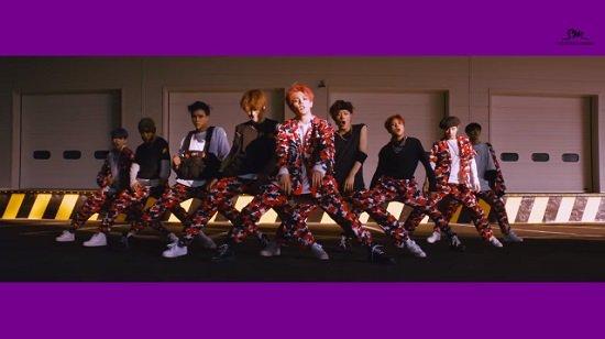 NCT 127、『Cherry Bomb』ティザーM/V動画