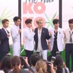 EXO、4thフルアルバム「THE WAR」カムバック記者懇談会